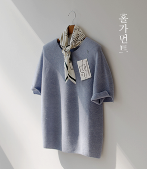 oslang wholegarment slit knit[니트BFR58] 5color_free size안나앤모드