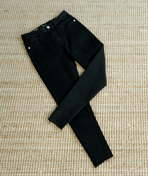 the anna black gimo skinny pt[팬츠ARE4] one color_5size안나앤모드