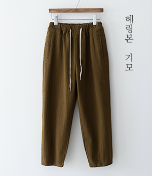 pobi pitch gimo baggy pt[팬츠BQB5] 5color_2size안나앤모드